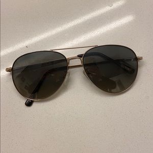 J. Crew - Aviator Style Sunglasses